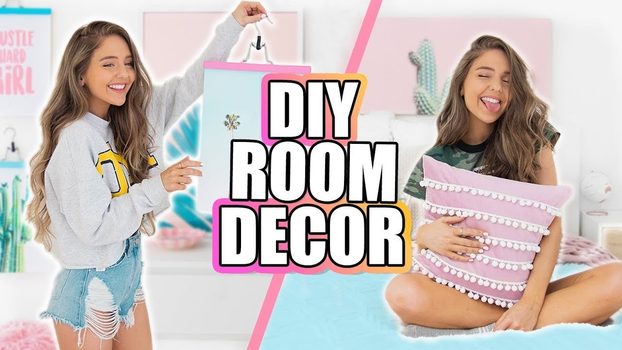 diy room decor ideas 2018 quick cheap diys