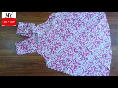 How to cut umbrella frock for baby girl | frock umbrella cutting for little girl