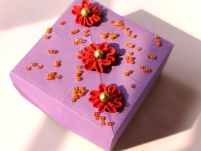 How To Make A Simple Box Out Of Paper