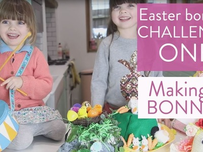 How To Make An Easter Bonnet | Channel Mum