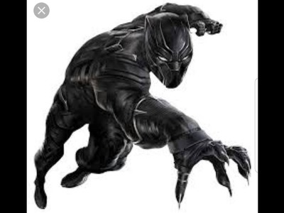 How to make black panther claws out of paper!!!