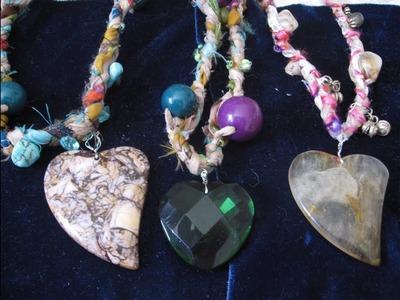 How to Make Boho Jewelry Part 1