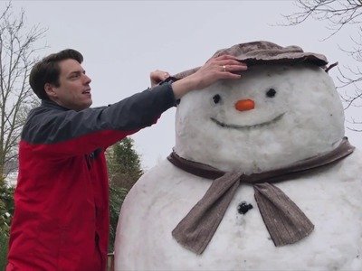 How To Make 'The Snowman'