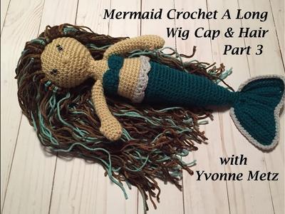Mermaid Crochet a Long Part 3