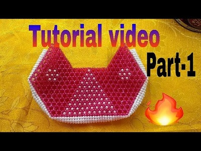 Part-1.     How to make beads bag . . .made by Arpita creation