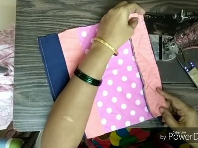 Pencil pouch | Round Pencil Pouch | how to sew pouches for children