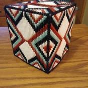 Rustic Tissue Box