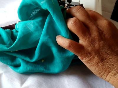Chhote Bache ki Topi ki Cutting and Silai in Hindi. How to make baby .