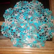 Crochet Doily In Icelandic RHSS