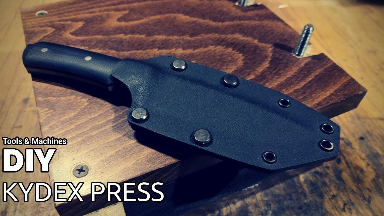 Diy Kydex Press