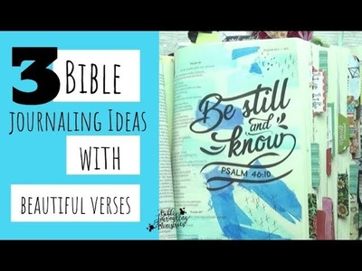 How do Vellum, Tissue Paper, and Clear Sticker Paper Differ in Your Bible? 3 Application Techniques