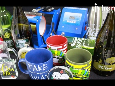 How to transfer print on normal mugs with i-Transfer Laser Transfer Paper PRO A4
