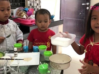 Zara Cute   DIY AROMATHERAPY CANDLE   Membuat Lilin Aroma Therapy dengan Crayon dan Lilin Bekas