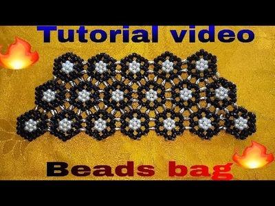 How to make beads bag .made by Arpita creation