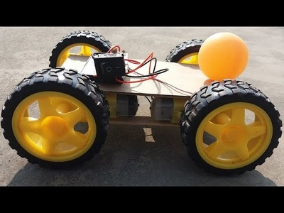Simple Awesome Gear Car - DIY Toy - Simple Life Hacks!
