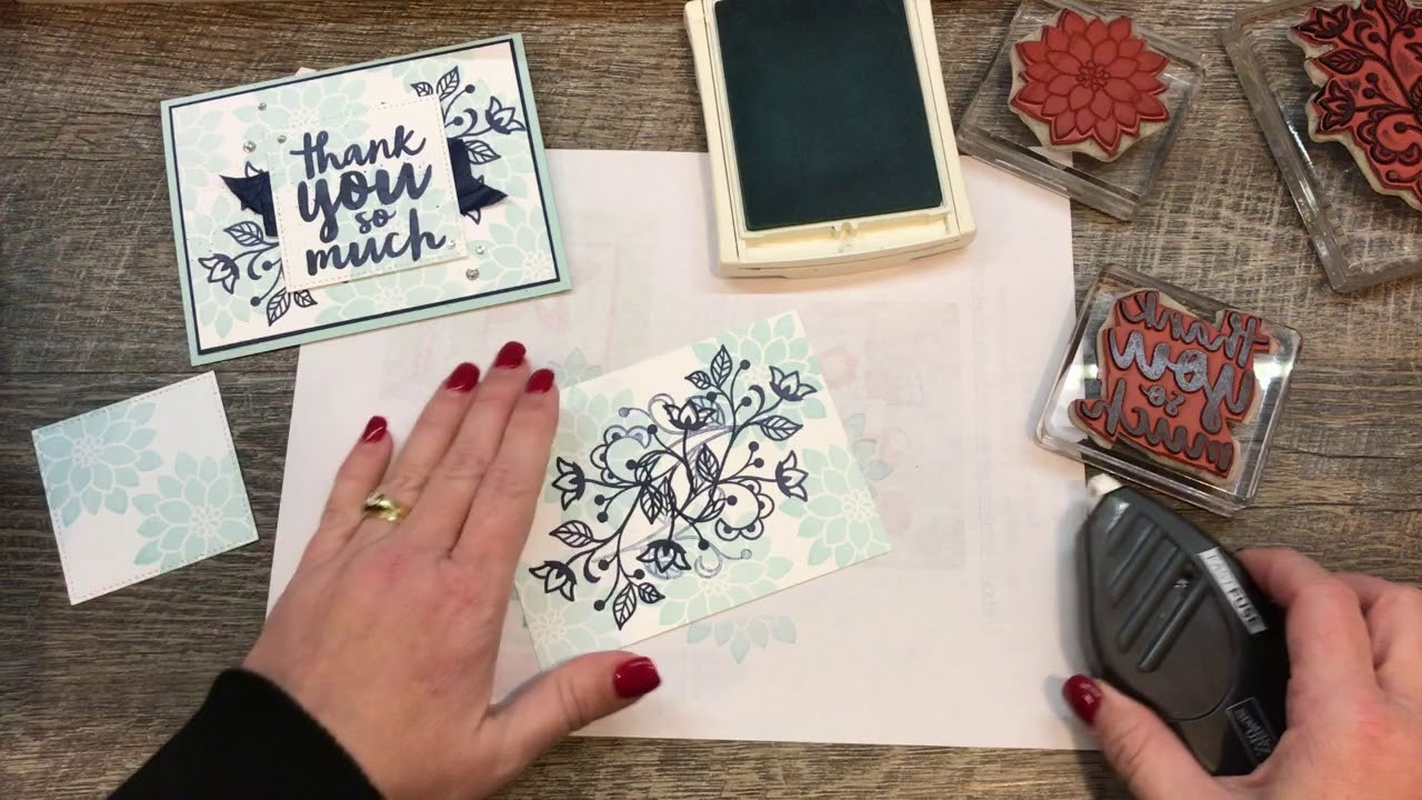 Tips for using Fast Fuse Adhesive and a super cute and easy card!