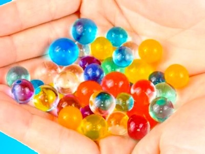 What to do  with Orbeez or Water beads. 10 Amazing ideas