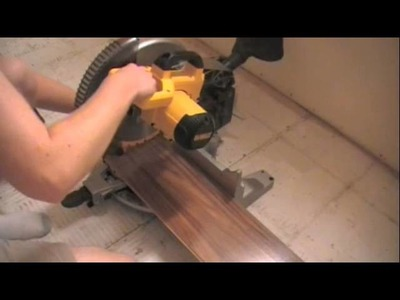 Beginning Techs How To Install Laminate Flooring (In-depth)