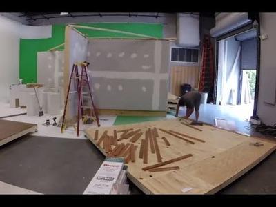 Behind-the-Scenes: Lowe's How to Choose Flooring Video