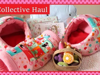 Collective Piggy Haul ~ IKEA, KayleyDraws & Squeak Dreams