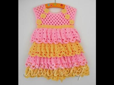 Crochet Layered Dress (pt 2.2)