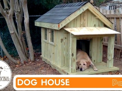 Dog House Build Part 2