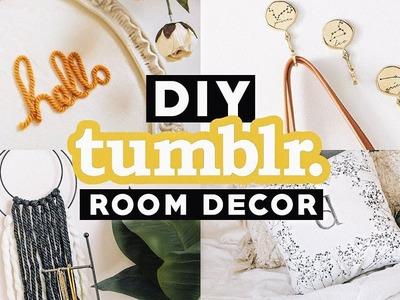 Easy DIY Tumblr Inspired Room Decor for SPRING 2018 - Minimal + Trendy. Lone Fox ????