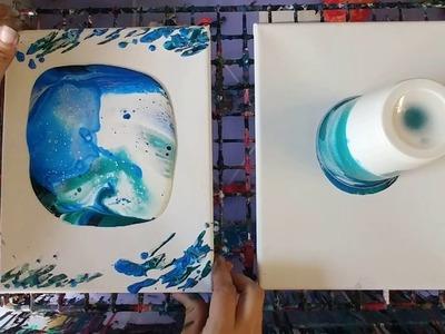 Floetrol vs Water - part 2