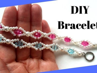 How to make a bracelet in less than 10 min