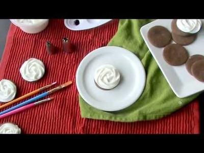 How To Make Rosette Swirl Cookies