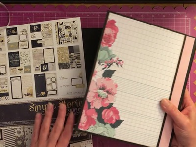 How To Tutorial on All Occasion Mini Photo Album Part 2