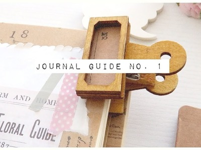 Journal Guide No. 1.