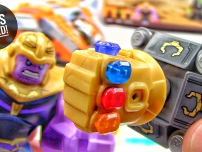 LEGO Avengers: Thanos Ultimate Battle 76107 - Let's Build! Part 1