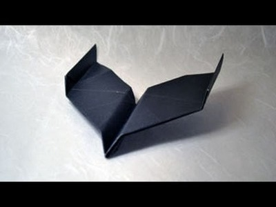 Origami Jet Plane Instructions: www.Origami-Fun.com