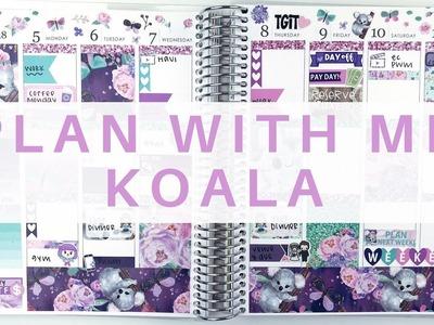 Plan With Me!. Erin Condren Life Planner