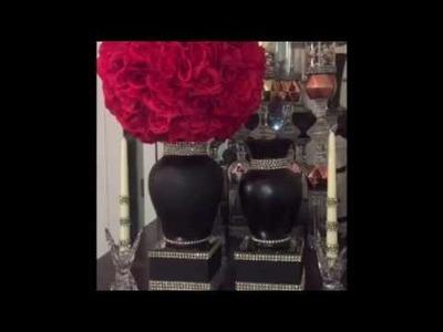 Wedding Vlog Series: Commemorative Vases So EASY to make!
