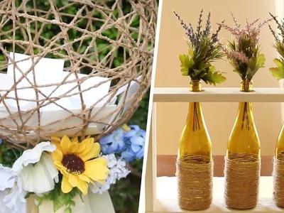 6 DIY Wedding Crafts
