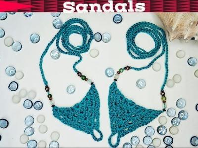 Crochet Barefoot Sandals: Quick Summer Crochet (2018)