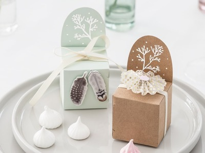 DIY : Table favours for your guests by Søstrene Grene