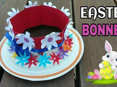 Easter Bonnet Hat for Easter parade - DIY Tutorial - 898