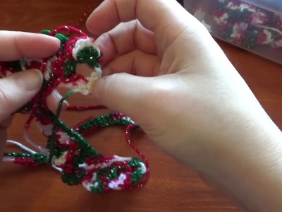 How to Crochet Candy Cane Covers