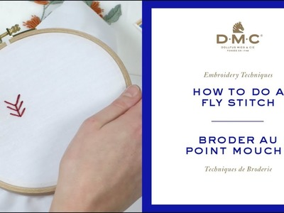 How to do a fly stitch