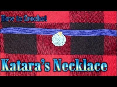 How To Make Katara's Necklace | Cosplay Crochet
