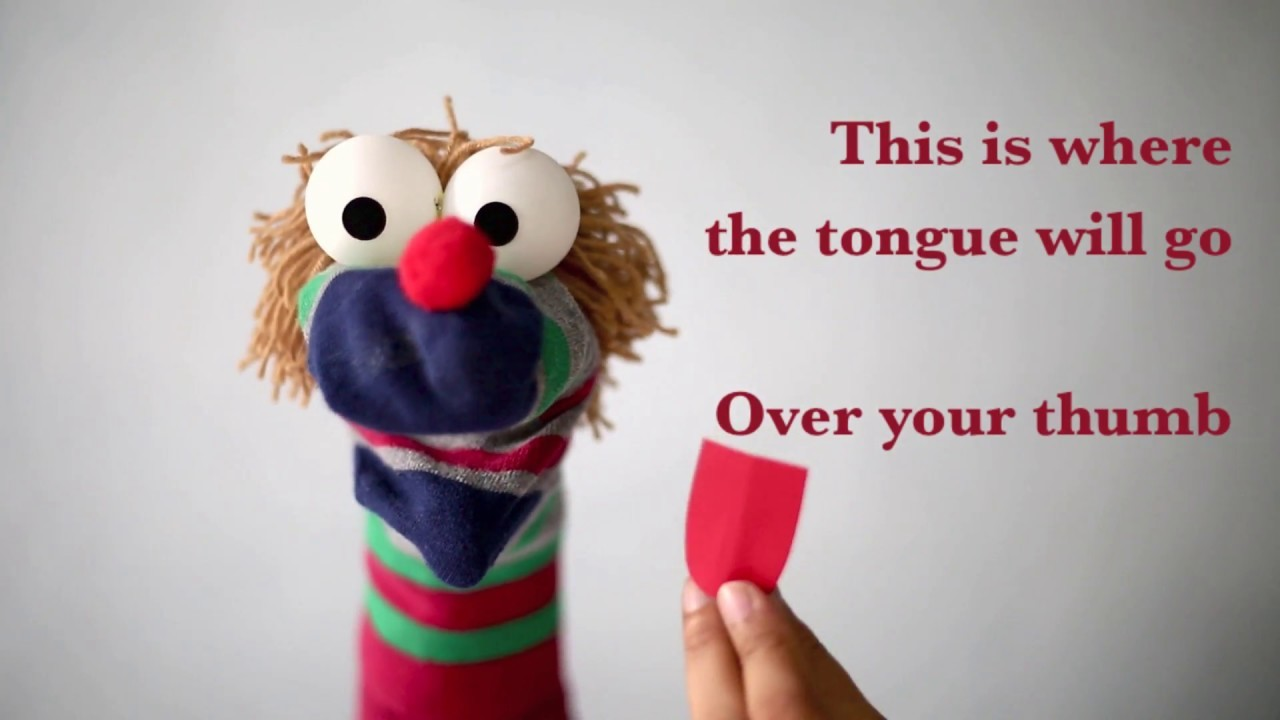 How to Make Simple Sock Puppet | DIY