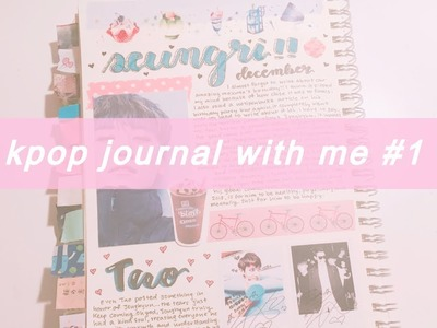 Journal with me #1
