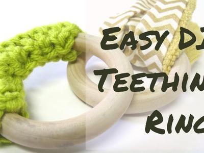 Super Easy Crafts | Teething Rings | Crochet & Sewing for Beginners