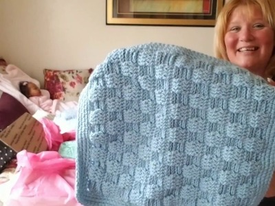 Surprise box opening of crochet order from Kymberlee's Cocoon????long chat????see Jubilee