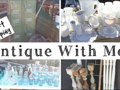 Thrift With Me | Farmhouse Decor Shop With Me