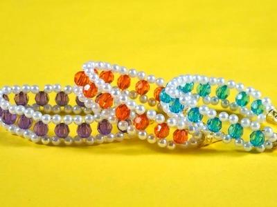 DIY BRACELETS Easy Way to Make Bracelets