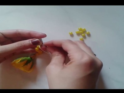 (Diy) How To Make Fresh Flowers Jewelry
